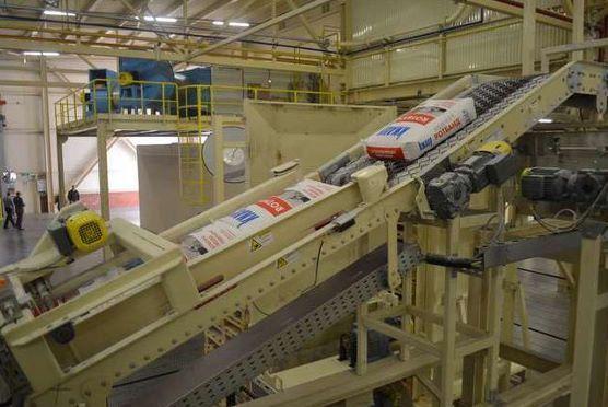 Завод производитель сухих строительных смесей в Москве