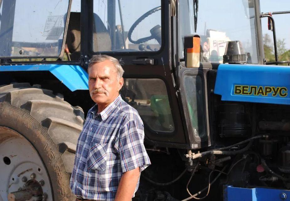 тракторист-дворник
