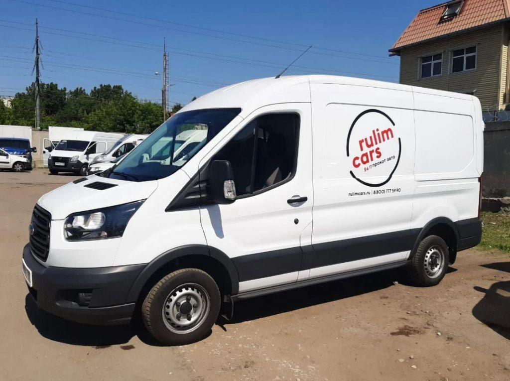 Аренда Грузового авто Форд Транзит фургон