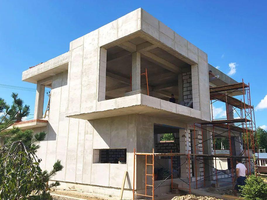 Организация ищет подрядные работы от генподрядчика по моннолитному домостроению