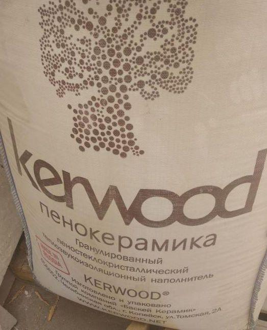 Наполнитель KERWOOD в сухие строительные смеси