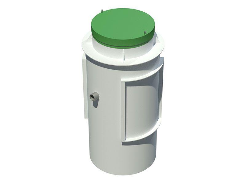 Современный септик Тополь для домов на 5 человек