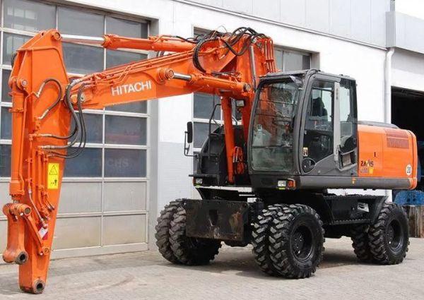 Сдается в аренду экскаватор Hitachi 210