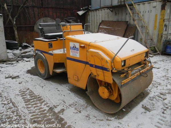 Аренда мини катка 3 тонны от собственника